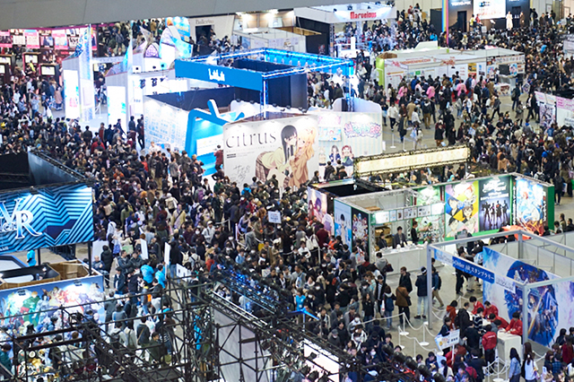 Please Look Forward To An Even More Exciting Anime Event Next Year AnimeJapan 2018 Will Be Held On March 22nd 25th At Tokyo Big Sight